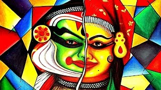കഥകളി  - Kathakali - classical Indian dance-drama