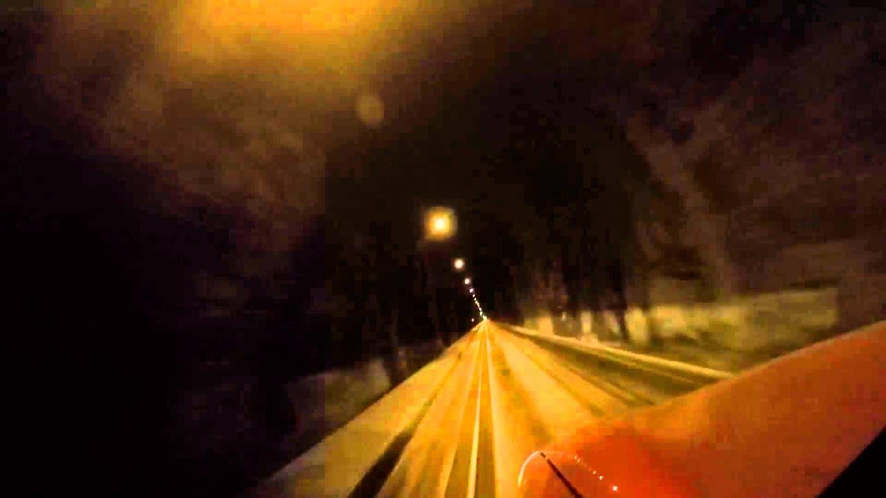 Portage to Whittier Tunnel, Alaska