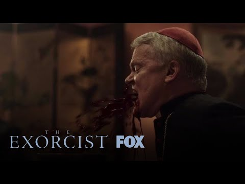 Cardinal Guillot & His Guests Are Poisoned And Burned | Season 2 Ep. 3 | THE EXORCIST