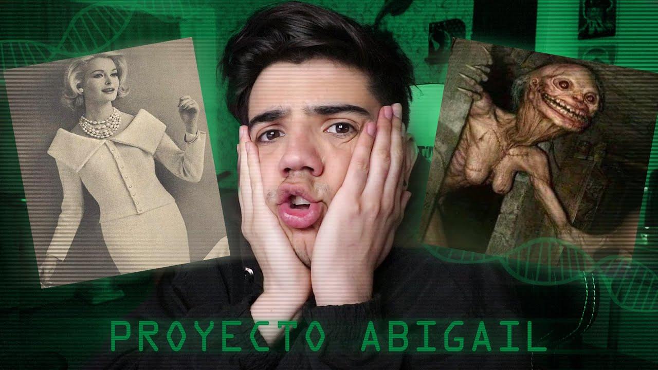 EL PROYECTO ABIGAIL DEL ÁREA 51 - YouTube