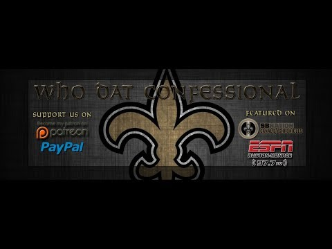 Who Dat Confessional - Ep 72: Saints Win! 4 Game Winning Streak after 26-17 Win vs Packers