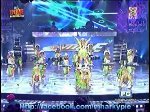 CSS DRUM AND LYRE @ SHOWTIME 11102011 - YouTube