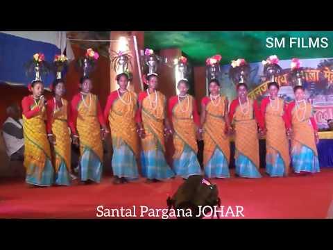 Santal Pargana Sona Dissom    |   Santali Traditional Dance  #2