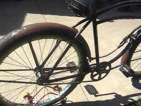"Post-WAR Wards Hawthorne 26"" Bicycle (Part 2)"