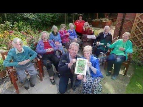 Braemar Lodge garden award