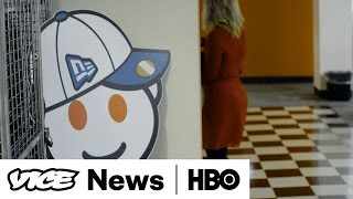 Reddit's Troll in Chief Steve Huffman   VICE News Tonight on HBO (Full Segment)