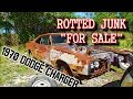 THE WORST Dodge Charger Ever SOLD! Part 1 - Rust Bucket From Hell
