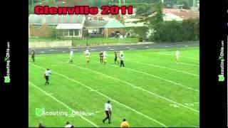 2012 Sean Debose - Glenville - Senior year - WR 10