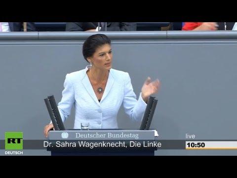 Сара Вагенкнехт: Только