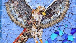 Grey Ivor Morris: From Mosaics to Illustration & Beyond