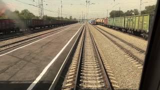 Сделано в Кузбассе HD: Управление электропоездом