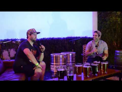 Foeder for Thought 2017 - Andrew Hood of Sun King Brewing Co.