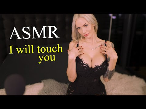 ASMR I will bring you to sleep - Personal Attention english Whispering