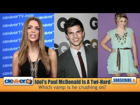 American Idol Contestants Showing Some 'Twilight' Love