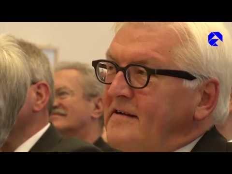 Ökumenischer Preis 2016 Frank-Walter Steinmeier