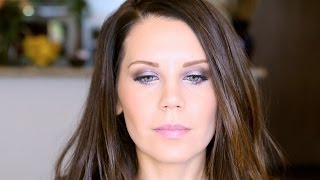 100% Drugstore Makeup Tutorial! Today I show you how to create a beautiful, soft but colorful eye look! I share some tips on how I apply makeup to the rest of ...