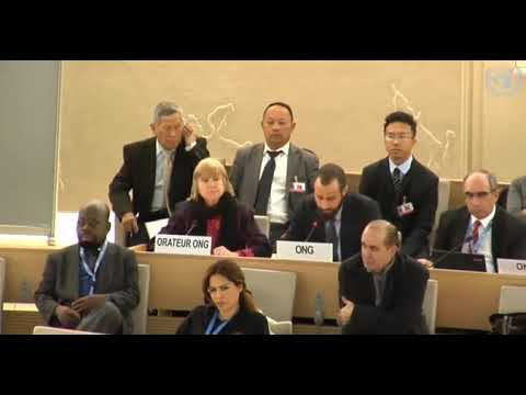 37th Session Human Rights Council - Item 3 GD - Mr. Kostas Kakavoulis