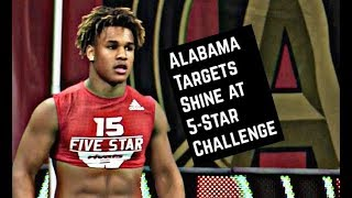 Alabama targets shine at Rivals Five Star Challenge