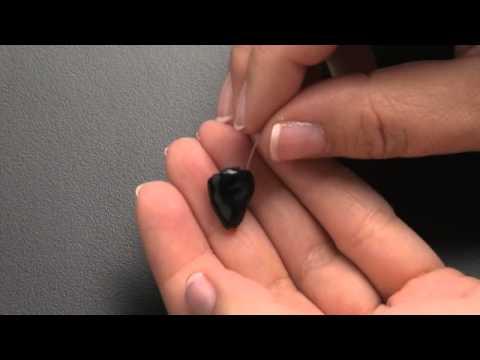 SoundLens - Intra-auriculaire - Allumer et éteindre l'aide auditive