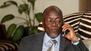 Rais Magufuli kampigia simu Makonda kuhusu Dar Mpya