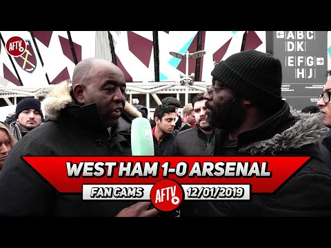 West Ham 1-0 Arsenal | You Can't Blame Emery! The Players Attitude Was Disgraceful (Kenny Ken Rant) Mp3