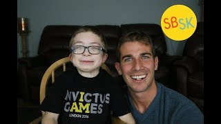Owen and Haatchi (Living with Schwartz Jampel Syndrome)