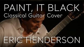 Paint it Black Rolling Stones Classical Cover by Eric Henderson