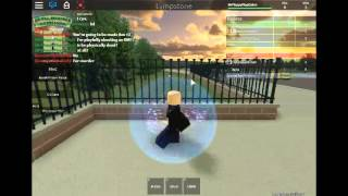 Misconduct of RMP in the Roblox UK