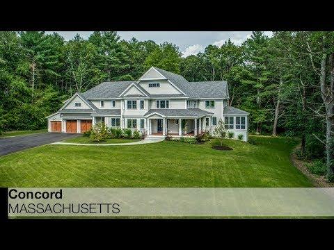 Video Of 88 Hugh Cargill Road Concord Massachusetts Real Estate Homes By Senkler Group