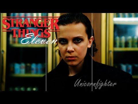 | Stranger Things Eleven MV |  Heathens