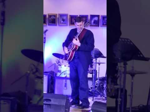 Chuck Stevens trio Manila