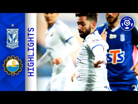 Lech Poznan Stal Mielec Goals And Highlights