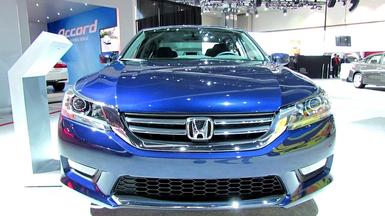 Wonderful 2013 Honda Accord Sport   Exterior And Interior Walkaround   2012 Los  Angeles Auto Show