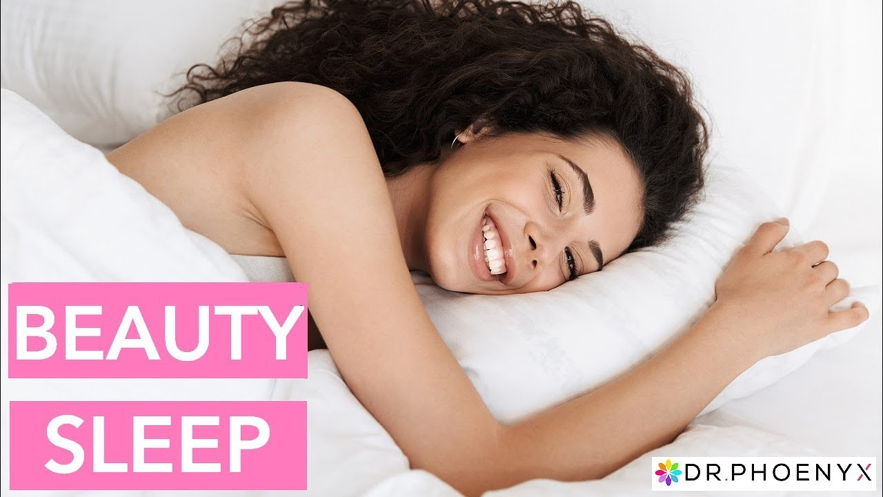 12 Beauty Sleep Tips You Should Be Doing Before Bed - YouTube