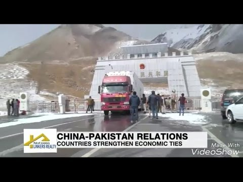 China Pakistan Relations on CPEC   Linkers Realty -Hub of Investors