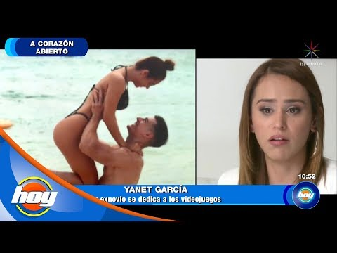 ¡Las relaciones amorosas de Yanet García! | A corazón abierto | Hoy