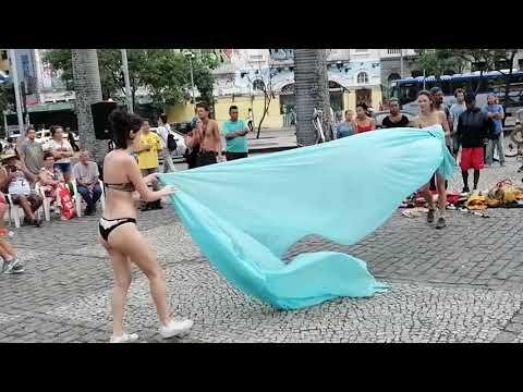 BREZİLYA'' Rio' Da Gerçek Karnaval Budur. 40 Kişilik Harika Bir Gösteri.