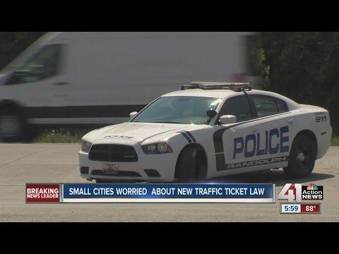 Missouri's New Traffic Ticket Law