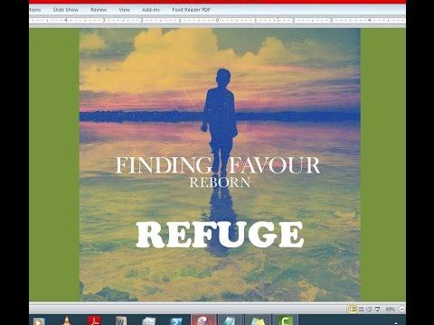 Finding Favour - Refuge (Lyrics)