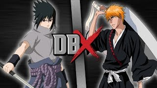 Sasuke VS Ichigo | DBX