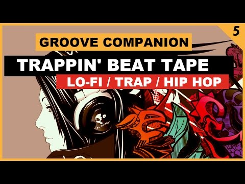 Trap Dub Hop Beats ''The Trap Tape'' (Electronic, Lo-Fi, Deep Bass) by Groove Companion #5