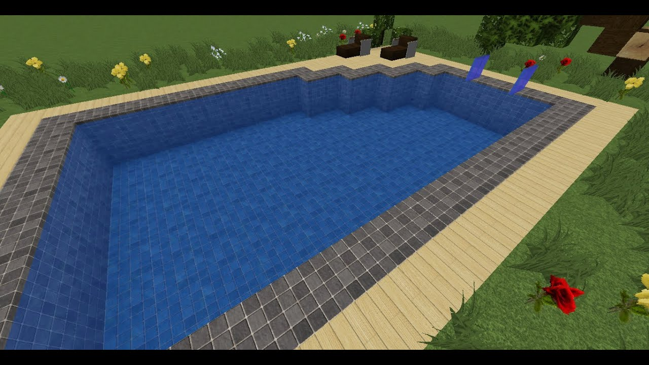 D co piscine moderne minecraft boulogne billancourt 12 for Boulogne billancourt piscine municipale