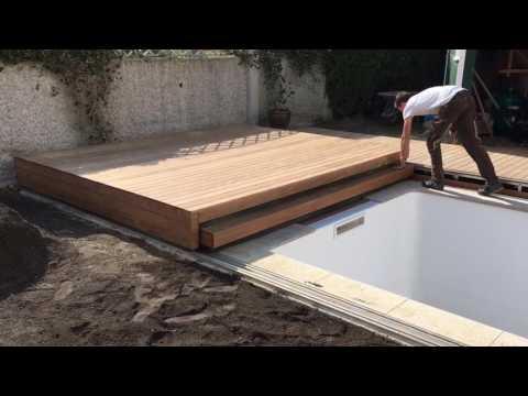 spie berger bau gmbh vollautomatische poolabdeckung doovi. Black Bedroom Furniture Sets. Home Design Ideas