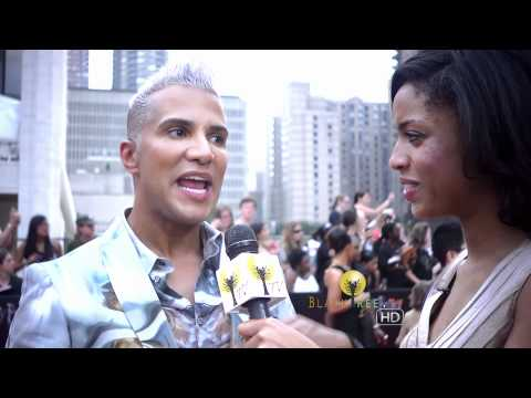 Jay Manuel reveals Top Model secrets at Harry Potter and the Deathly Hallows Pt. 2 Premier