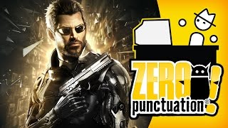 Deus Ex Mankind Divided (Zero Punctuation)