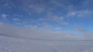 Зимняя рыбалка на Рыбинском водохранилище. (Как я учился рыбу ловить).