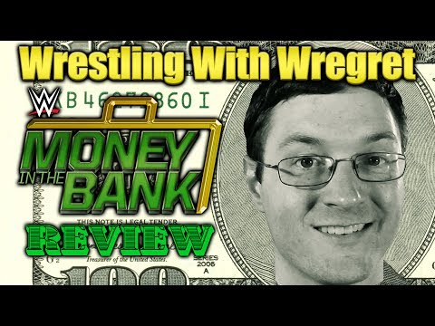 WWE Money In The Bank 2017 Review | Wrestling With Wregret