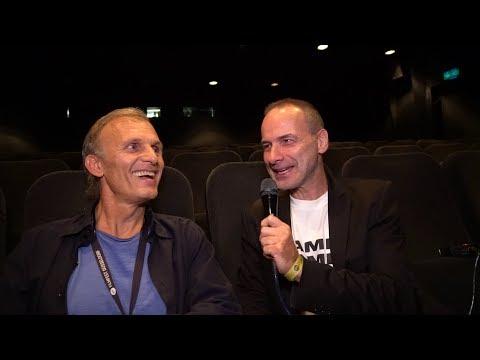 Filmtalk NRW trifft den Schauspieler Richard Sammel aus The Strain