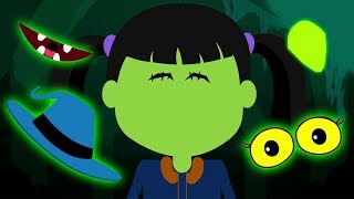 Wrong Face Mini | Guess the Missing Face | Funny Halloween Rhymes by Hoopla Halloween