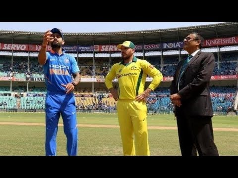 Australia Won Toss, Jadeja and Shami return for India | India vs Australia 5th ODI At Delhi